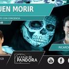 UN BUEN MORIR – Con Ricardo Soto y Vero Fernandez