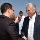 """Díaz-Canel: """"Cuba ratifica apoyo incondicional a Venezuela"""""""