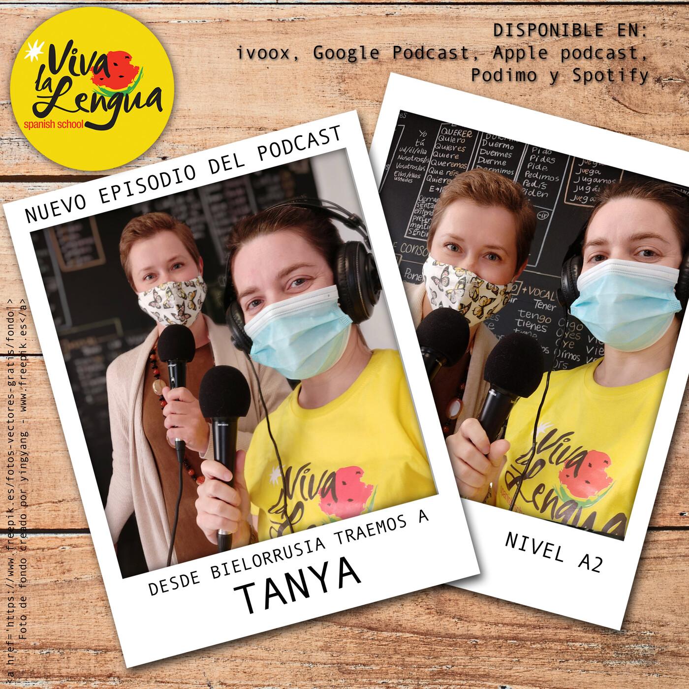 Viva la Lengua 12 - Desde Bielorrusia con Tanya