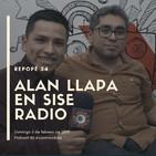 Alan Llapa en Sise Radio