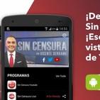 Podcast Sin Censura con @VicenteSerrano 040417