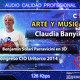CLAUDIA BANYIK - Benjamín Solari Parravicini en 3D -  Congresos CIO Uritorco