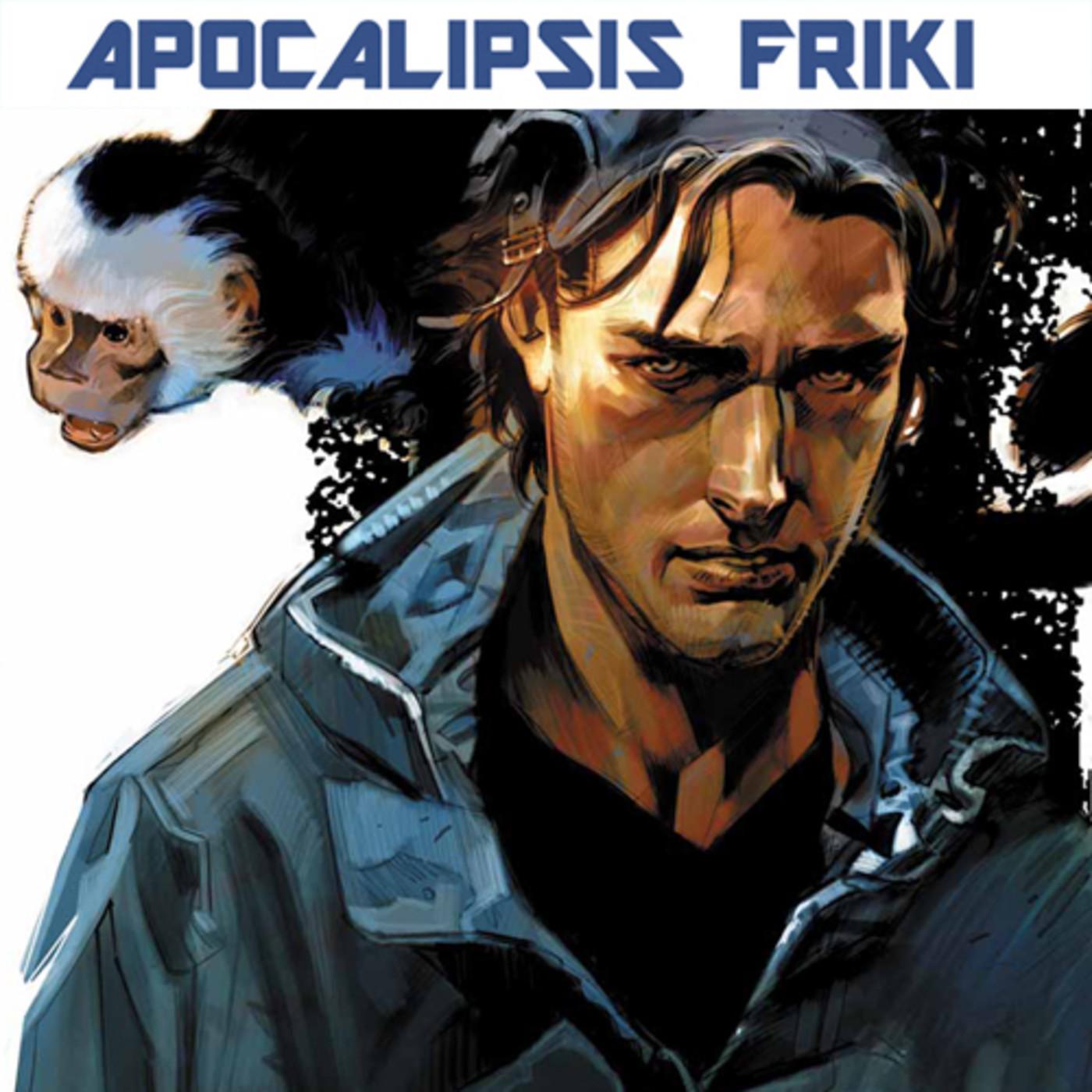 Apocalipsis Friki 090 - Y, el último hombre / Hentai Kamen / Redoblaje