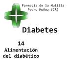 Charla DIABETES 14: Alimentación del paciente diabético