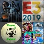 """P2P 1x34. Noticias """"Death Stranding"""" E3 Rumores y Humo, Jugando a Sky Force Reload, Katana Zero y Team Sonic Racing..."""
