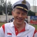 Jorge Herédia, um emigrante de Lisboa, do treino, do rugby e da vela...