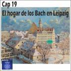19 El hogar de los Bach en Leipzig