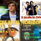 Luces en el Horizonte V15.1: Charla con Javier Pérez Campos, Pánico a las 3, El asesino del calendario, Concha Perea