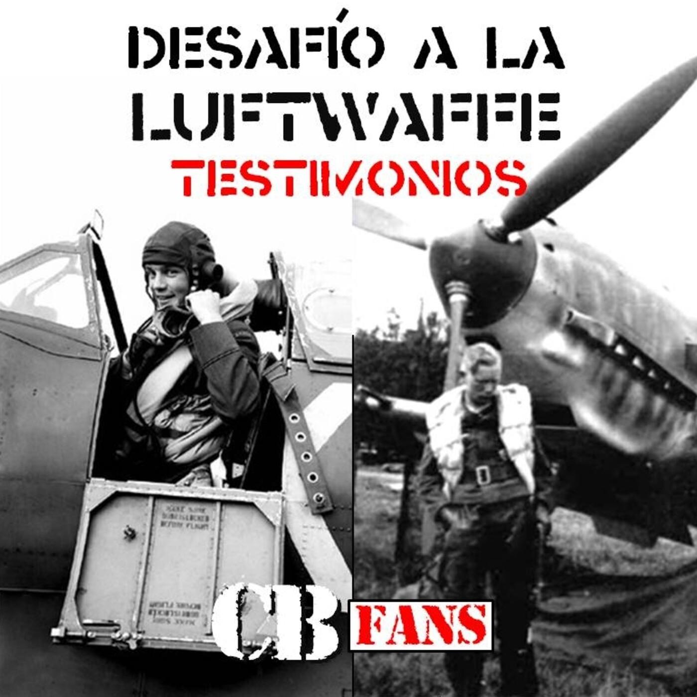CB FANS 💥 Relatos de Aviadores 1941/42 Canal de la Mancha