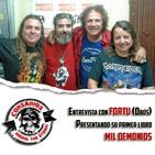 Corsarios - Programa del 11 de junio de 2017: Entrevista Fortu (libro Mil Demonios)