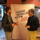 Entrevista a Àlex Florensa, director del centre d'addicció Eines de Sant Cugat del Vallès - 13 de novembre