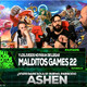 Malditos Games 22: Super Smash Bros. Ultimate, Hades, Ashen, Starlink - Malditos NerdsVX.