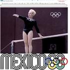 Medallas de Oro en México 68.