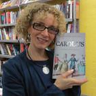 Entrevista a Carolina Molina, autora de 'Carolus' (Ediciones B)