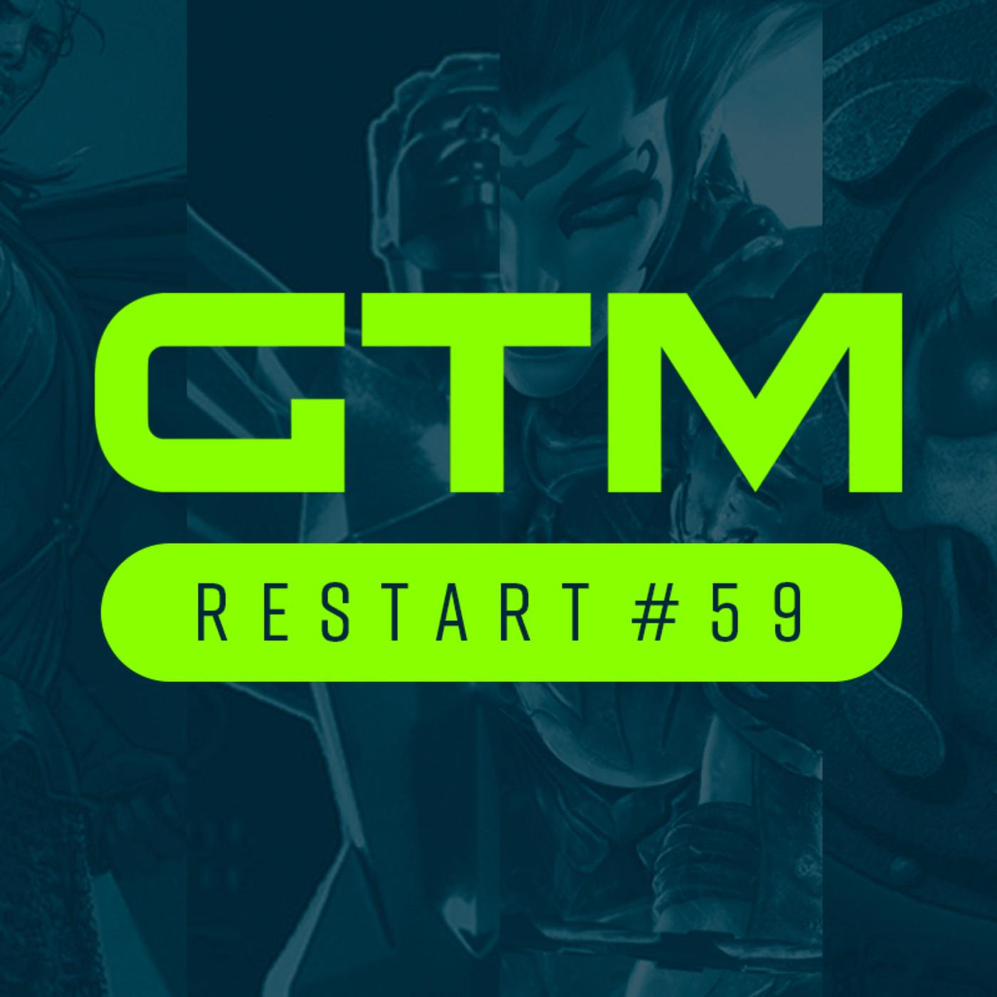 GTM Restart #59 |FF7 Remake Parte 2 · HBO y Naughty Dog · Diseño de Mecánicas · Animal Crossing · Prince of Persia