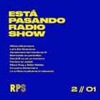 Está Pasando Radioshow. Primavera Radio. Programa 2. Especial NIÑOS INFLUENCERS Y POP SANGRANTE