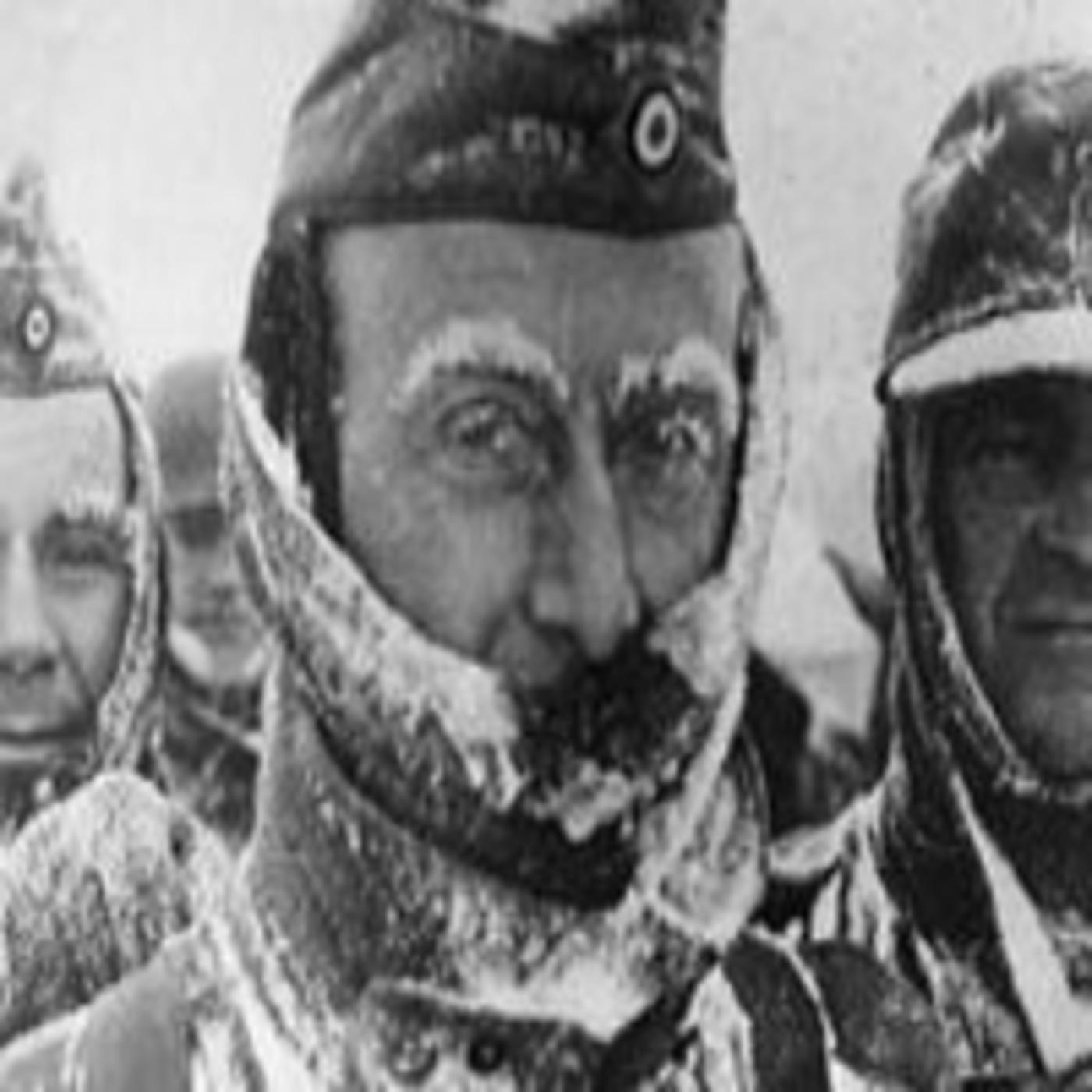 EstíoCast 17 - El último superviviente del 120 Regimiento de Infantería en Stalingrado