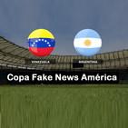 ¿Cual es la real y auténtica posición argentina frente a Venezuela?
