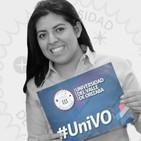 Espacio UniVO 2016 entrevista Larissa López T.