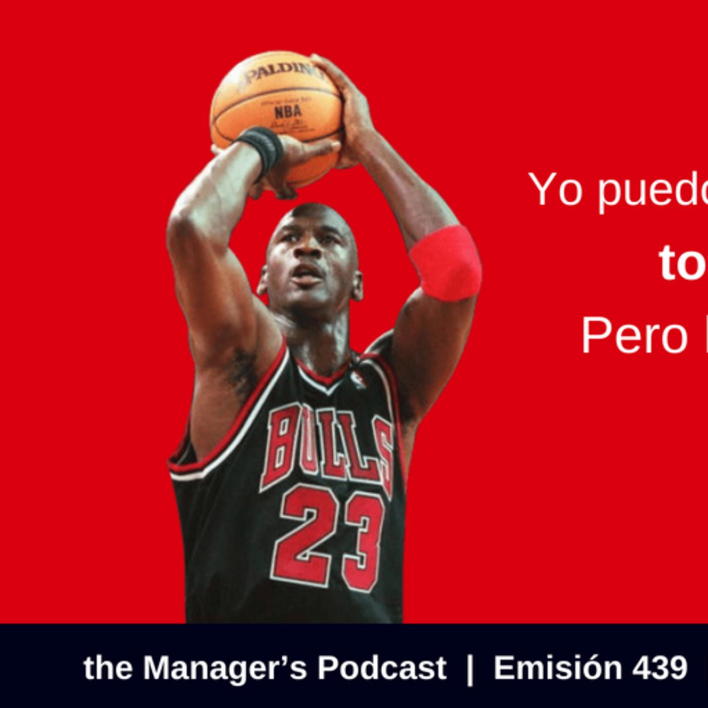 Claves del Éxito de Michael Jordan   439