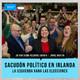 Columna Un Fantasma Recorre Europa |Sacudón político en Irlanda tras el triunfo del partido Sinn Féin