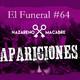 Apariciones. El Funeral de las Violetas. 31/12/2017