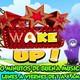 Wake Up Con Damiana( Abril 6,2018) MUSICA Y CONSEJOS.