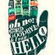 El Escaque #39 - Hello & Goodbye // Ángel Yllán.