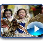Los niños en Fiestas de Fallas