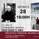 """Presentación del libro """"Salir desde el fondo"""" - Fernando Baena"""