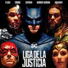 Liga de la Justicia (2017) #Acción #Fantástico #Superhéroes #peliculas #podcast #audesc