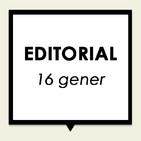 Editorial 16 gener