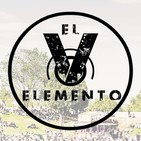 #104 El V Elemento | Entrevista a SANTIUVE
