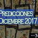 Misterio 3: Predicciones Diciembre 2017