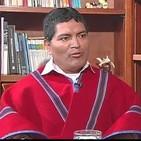 Ab. Luis Alfonso Chango Pdte vitalicio del Mushuc Runa