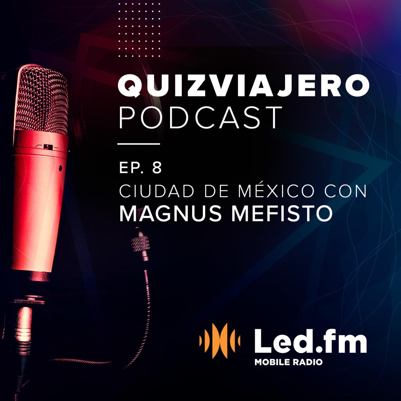 Quiz Viajero Podcast - Episodio 08: México