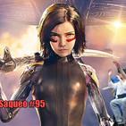 HDS 95 - Alita ángel de combate