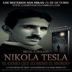LMNM 105: 'Nikola Tesla, el genio que iluminó al mundo' y 'Ramses II, el faraón guerrero'