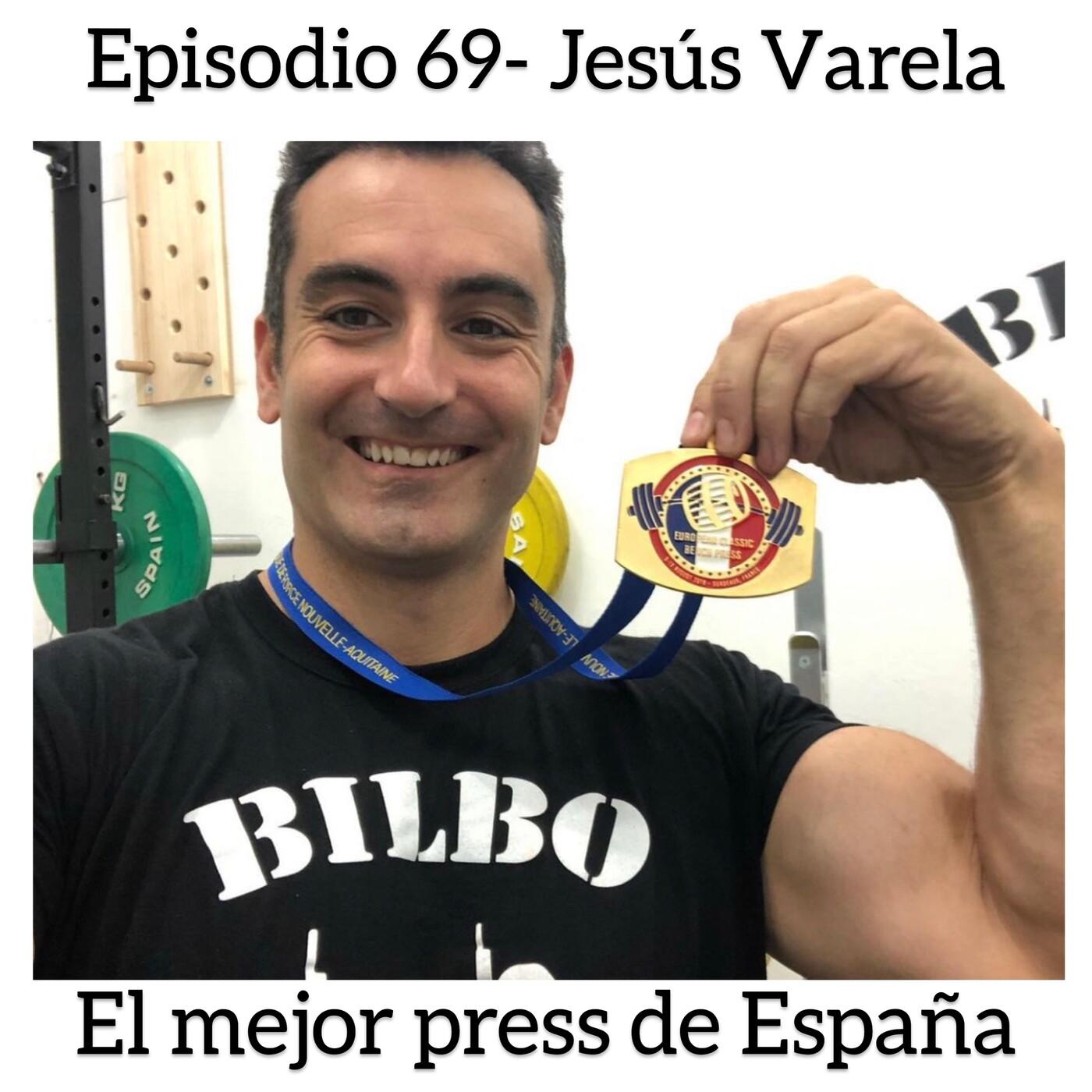 Jesús Varela // BILBO - EL MEJOR PRESS BANCA DE LA HISTORIA - De la práctica nace la maestría
