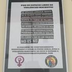 Las últimas de la fila: Acampada Feminista en Sol contra la justicia patriarcal