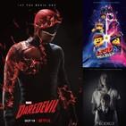 Ningú no és perfecte 18x23 - Especial Daredevil, temporada 3, La Lego pel·lícula 2, The Prodigy