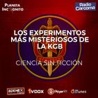 5x04 EXPERIMIENTOS DE LA KGB - Ciencia Sin Ficción