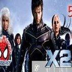Spider-Man: Bajo la Máscara  56. X-Men 2: United (2003) y curiosidades sobre Amazing Fantasy 15.