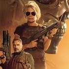 Terminator Destino Oscuro. Estrenos del 25 Oct y el 1 de Nov.