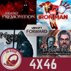 GR (4x46) Far Cry 6|Assassin's Creed Valhalla|Watch Dogs Legion|Deadly Premonition|Mortal Shell |Iron Man VR|Stellaris