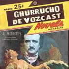 Gurrucho Edgar A. Poe Terror. Podcast en galego