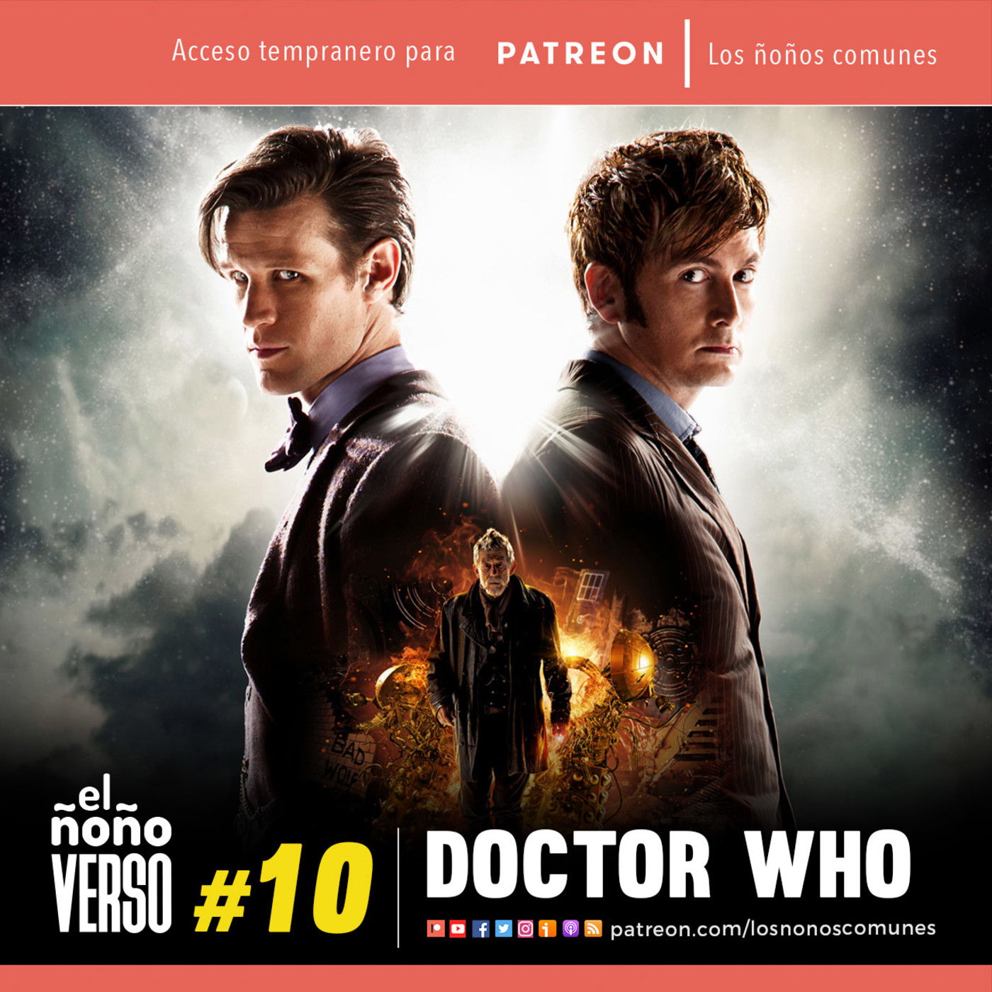 Ep 10: Doctor Who