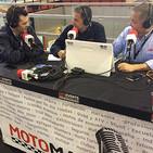 MotoMadrid Radio 2017 viernes - Makinostra - Quadro - Fonsi Nieto - Beatriz Neila