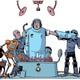 Sólo hablamos de historietas. #71Albert Monteys y Sara Soler