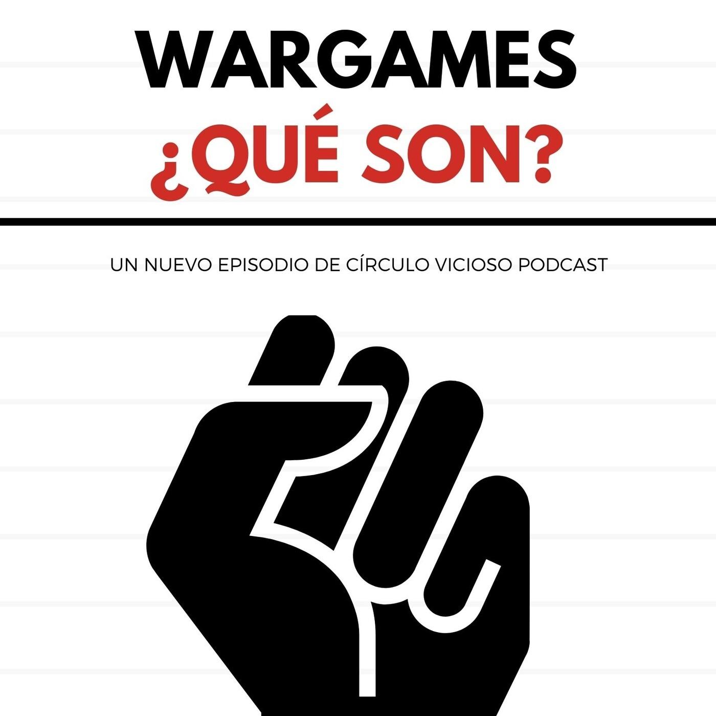 Descripción de T1/E18. Wargames ¿Qué son?